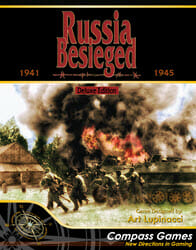 Russia Besieged, Deluxe Edition (new from Compass Games)
