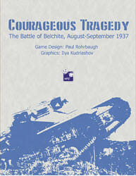 Courageous Tragedy (new from High Flying Dice Games)