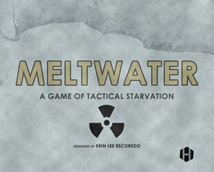 Meltwater (new from Hollandspiele)