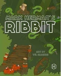 Ribbit (new from Hollandspiele)