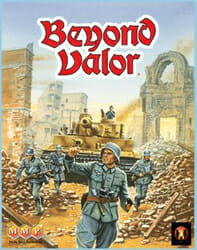 Beyond Valor, 3rd Edition (new from Multi-Man Publishing)