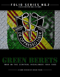 Folio Series 2: Green Beret (new from One Small Step)