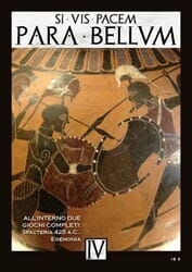 PARA BELLUM, Issue 4 (new from ACIES Edizioni)