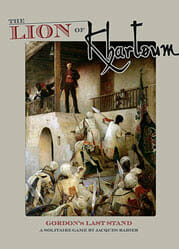 The Lion of Khartoum (new from White Dog Games)