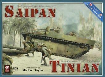 Saipan & Tinian (Reprint from Legion Wargames)