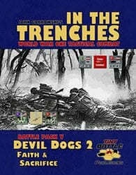 In the Trenches: Devil Dogs 2 Expansion (new from Tiny Battle Publishing)
