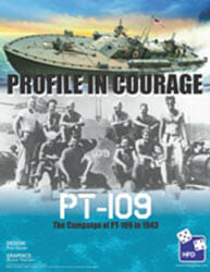 Profile in Courage: PT-109 (new from High Flying Dice Games)