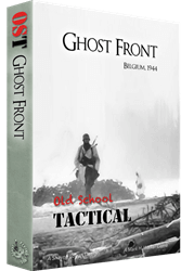 Ghost Front Expansion: Belgium 1944 (new from Flying Pig Games)