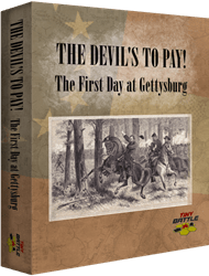 The Devil's to Pay! (new from Tiny Battle Publishing)