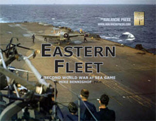 SWWAS: Eastern Fleet, Second Edition (new from Avalanche Press)
