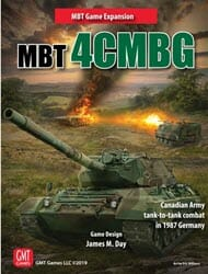 4CMBG: MBT Expansion #3 (new from GMT Games)