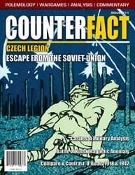 CounterFact, Issue 11: Czech Legion (new from One Small Step)