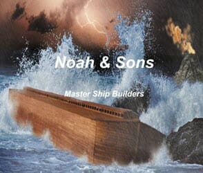 Noah & Sons: Master Ship Builders (new from ADMW Games)