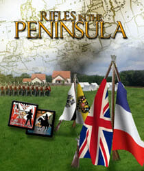 Rifles in the Peninsula (new from Tiny Battle Publishing)