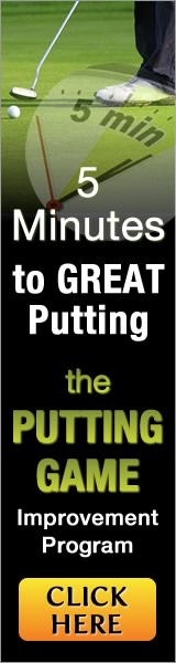 how improve my putting game | 5 Minutes to great putting