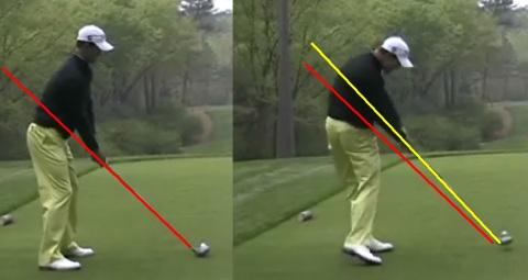 adam scott golf swing