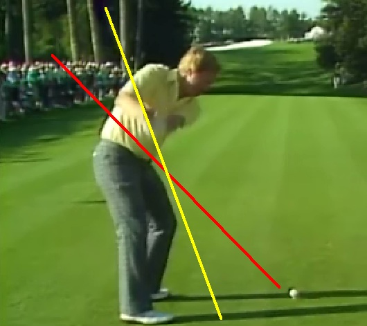 Jack Nicklaus Backswing
