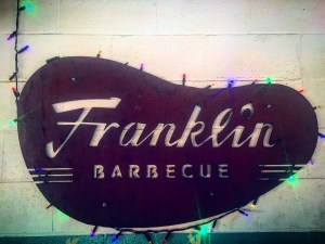 Franklin BBQ in Austin Texas