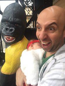 Gorilla at Jungle Jims