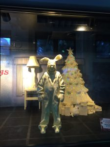 A Christmas Story butter display