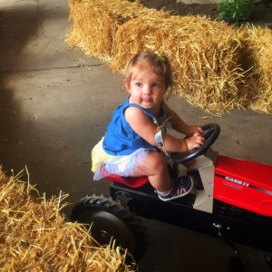 Little baby tractors for toddlers