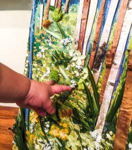 Interactive Art for Babies at the Cincinnati Art Museum Baby Tours