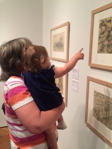 Family First Saturday at The Cincinnati Art Museum