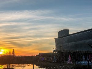 The Ark Encounter: A Peek Inside Noah's Ark