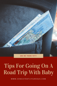 Tips and Tricks For A Road Trip With Baby