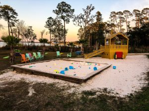 Kid-friendly places to eat in Gulf Shores: GT's on the Bay