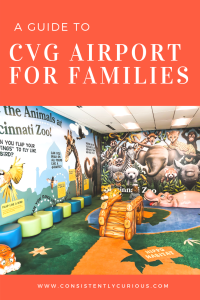 A Guide To CVG Airport For Families