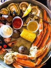 Places To Eat In Destin, Old Bay Steamer