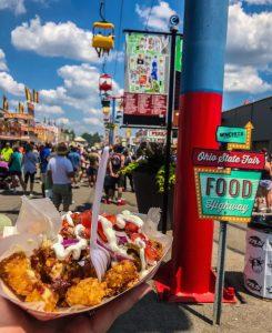 Ohio State Fair Food Highway