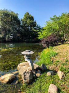 Japanese Gardens in Carmel