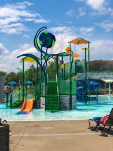 waterpark in Carmel Indiana