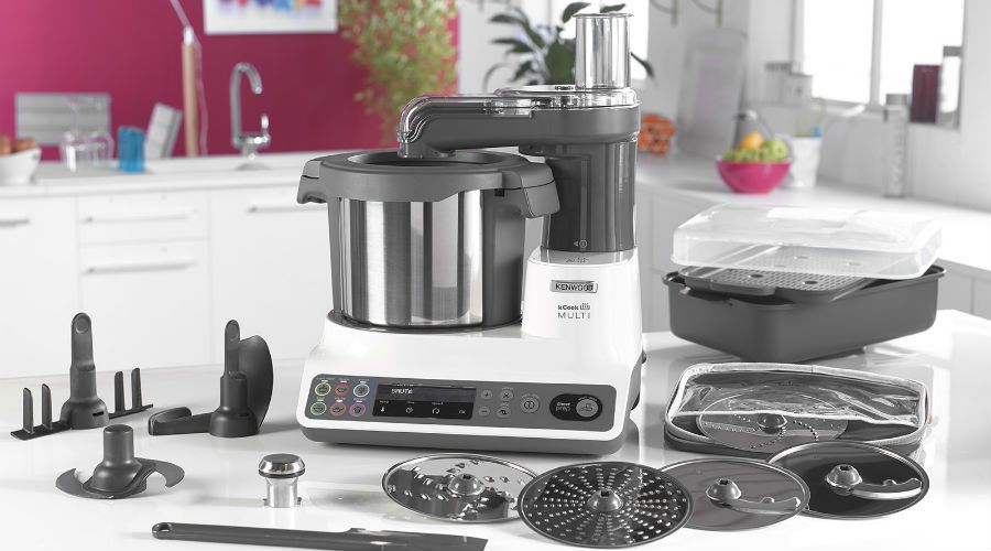 Kenwood : Robot Kcook multi