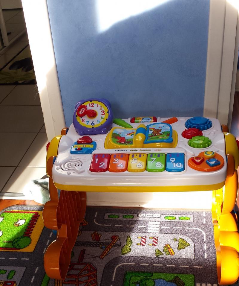 Baby Bureau Bilingue 2 En 1 VTECH Avis