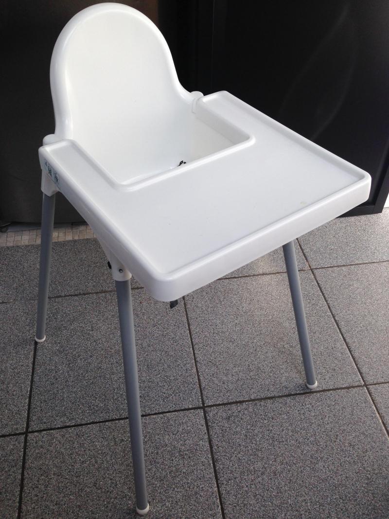 Chaise Haute Avec Ceinture Antilop Ikea Avis Page 6
