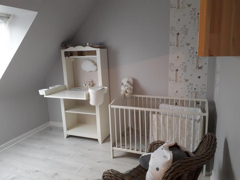 Chambre Bébé Ikea Hensvik Table à Langer Lit Matelas Les