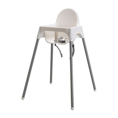 Chaise Haute Avec Ceinture Antilop Ikea Avis