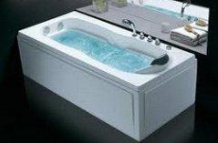 baignoire balneo rectangulaire