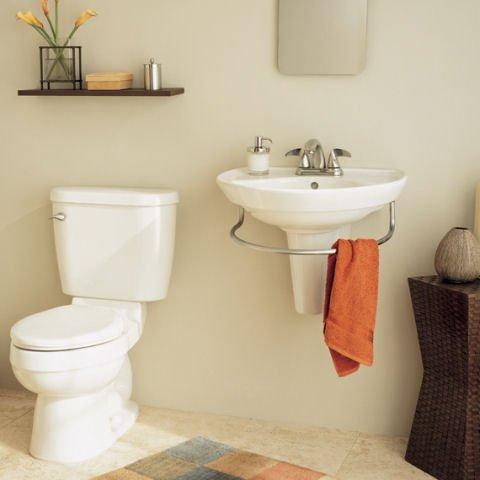 installer un lavabo sur ou sans colonne