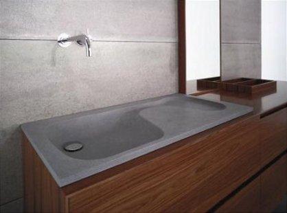 plan vasque intégré