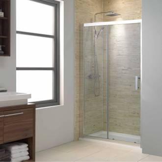 porte de douche escamotable