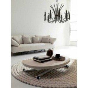 table de salon extensible