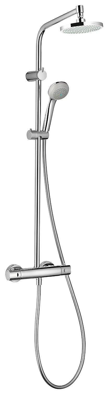 avis colonne de douche hydromassante hansgrohe showerpipe