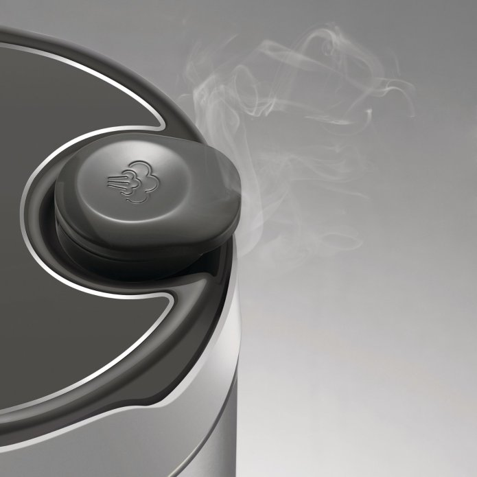 blender chauffant Philips HR2202/80 double paroi isolante