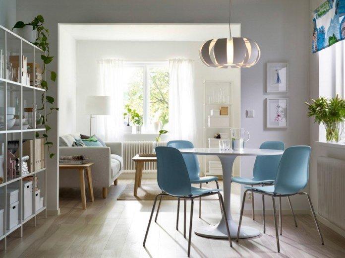 Salle à manger design scandinave