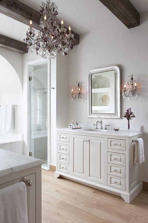 poutre salle de bain