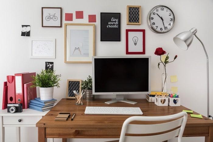 25 Idées Déco D Un Bureau Maison Nos Astuces Pour Le